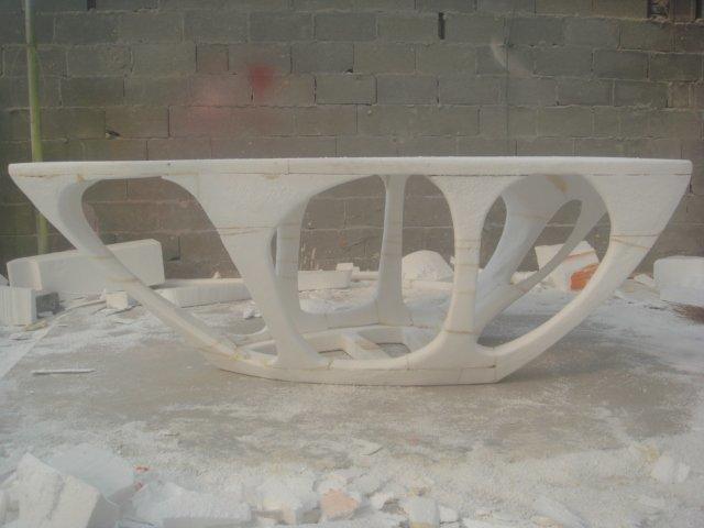玻璃钢座椅