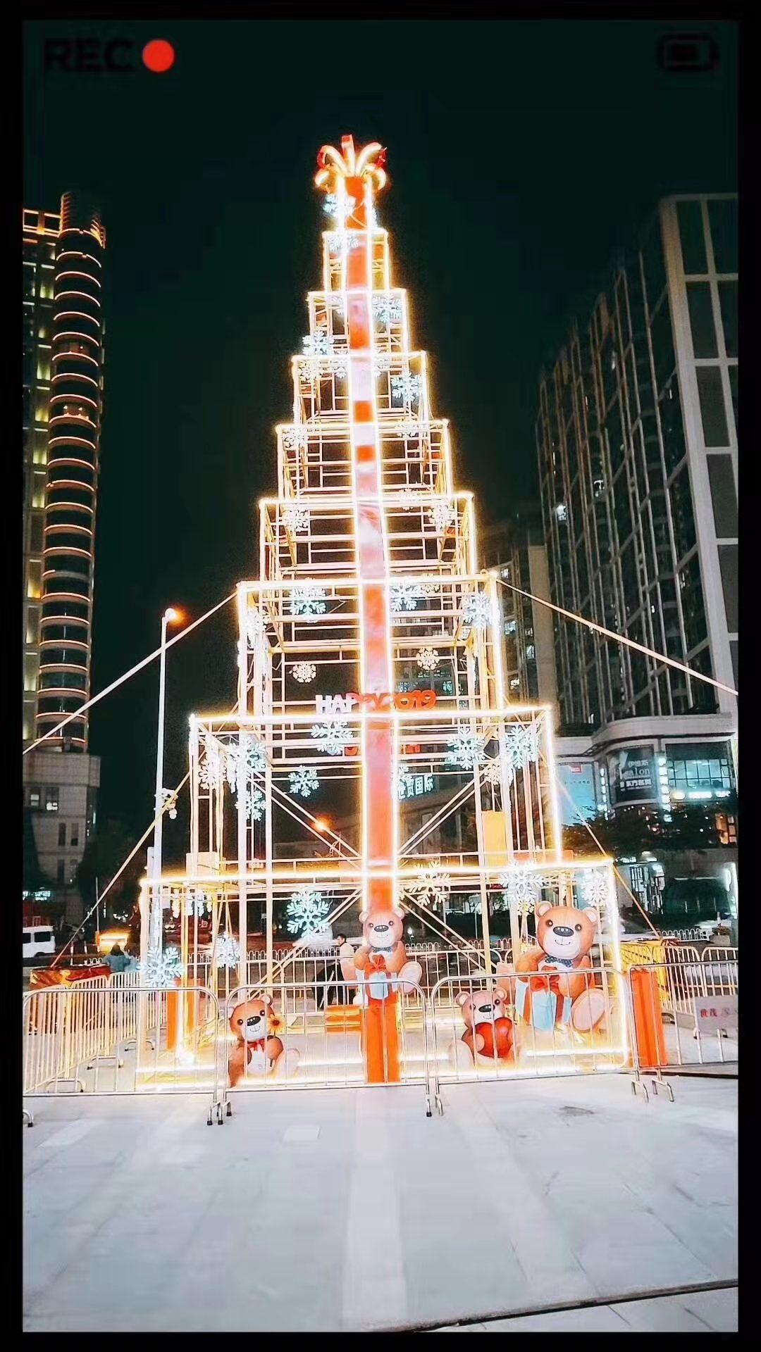 12m圣诞树定制