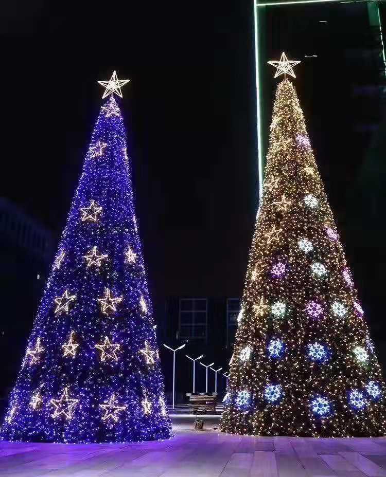 贵阳圣诞美陈